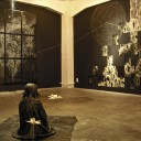 MORI YU GALLERY Milky Way-drawings 撮影:幕内政治(ex-chamber museum)